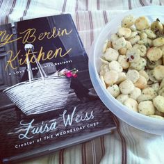 Nonfiction -- My Berlin Kitchen by Luisa Weiss // Quirky Bookworm: #DailyBookPic Catch-Up