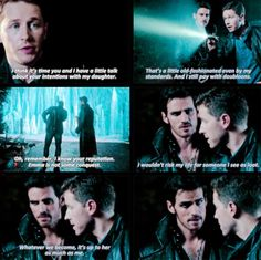 its what the kiss exposed killian jones quote - Google Search