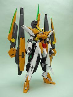HG 1/144 Gundam Harute Custom Build - Gundam Kits Collection News and Reviews