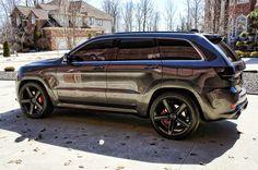 215 best jeep grand cherokee srt images rolling carts jeep grand rh pinterest com