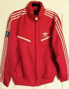 de9d734752d8 Adidas Originals Casuals Tracksuit Jacket - Retro Vintage 80 s in Clothes