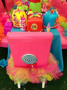 CANDY LAND | CatchMyParty.com