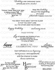 Free Birthday Verses For Cards Greetings and Poems For Friends Birthday Verses For Cards, Birthday Card Messages, Birthday Card Sayings, Birthday Sentiments, Happy Birthday Cards, Birthday Quotes, Free Birthday, Birthday Wishes, Birthday Tags