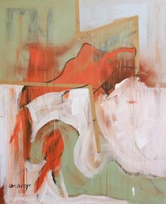 "Saatchi Art Artist Bruno Varatojo; Painting, ""Untitled (painting study #1)"" #art"