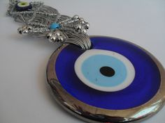 Your place to buy and sell all things handmade Greek Evil Eye, Charmed, Eyes, Trending Outfits, Unique Jewelry, Handmade Gifts, Bead, Vintage, Kid Craft Gifts