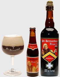 St. Bernardus Prior 8 - round, with more fruit and sweetness than the 8. Soft and juicy, it has notes of brown sugar and blood orange. The finish is super dry and crisp.   8.0%