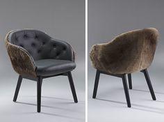 Ross Didier - Kangaroo chair