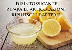 IL limone PUò DIVENTARE IL TUO MIGLIOR ALLEATO CONTRO il dolore alle articolazioni! LO SAPEVI?! Recenti ricerche hanno dimostrato che il limone possiede