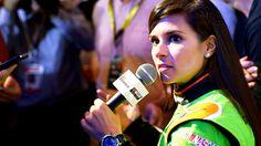 danica patrick daytona media day 2015 | Danica Patrick Talks Daytona, Super Bowl And DWTS At Media Day - ESPN