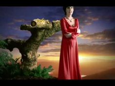 Enya's Music Video to Amarantine... its like the world in my head