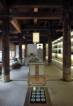 Library of The Forbidden City, Beijing_北京集美组