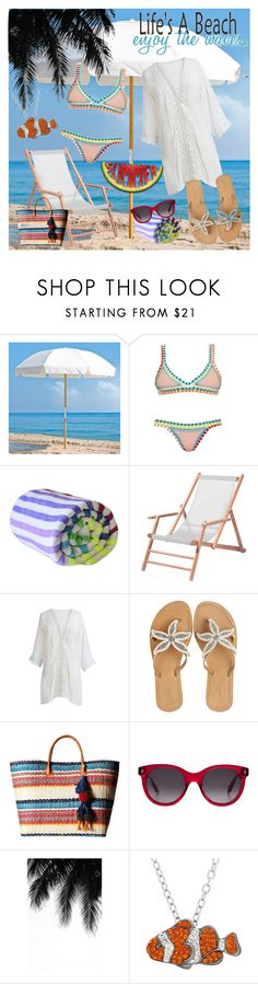 """""""nothing else matters"""" by unchie18 ❤ liked on Polyvore featuring Frankford, kiini, Las Bayadas, Jan Kurtz, ASPIGA, Hat Attack, Alexander McQueen, Animal Planet, Summer and beach"""