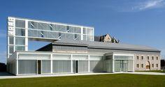 Galería de Centro Artístico Krea / Roberto Ercilla Arquitectura - 16