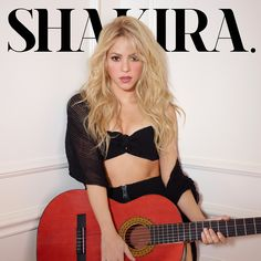 ~ We're excited to announce that Shak's teaming up with Target for the Deluxe Edition of her new album, Shakira (out March 25)! Here's the artwork for the Deluxe Edition!  ~ ¡Nos complace mucho poder anunciar que #Shakira y Target sumarán esfuerzos en la Edición Deluxe del nuevo álbum, Shakira (disponible el 25 de Marzo)! ¡Aquí les dejamos con la tapa de esta Edición Deluxe!