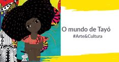 O Mundo no Black Power de Tayó conta a história de Tayó, uma menina negra, com o cabelo crespo em um penteado black power, cheia de orgulho de sua beleza, cultura e ancestralidade. Em tirinhas infantis, a autora Kiusam de Oliveira inspira meninas negras a amarem seus corpos, se sentirem confortáveis com a própria aparência, e compartilha uma linda mensagem de orgulho e aceitação. Falamos sobre este trabalho em nosso blog. Vem conferir: blog.bemglo.com . . . #bemglo #arte #cultura #tayó…