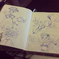 #Sketching ✏ Sketching, Instagram Posts, Sketch, Sketches, Tekenen