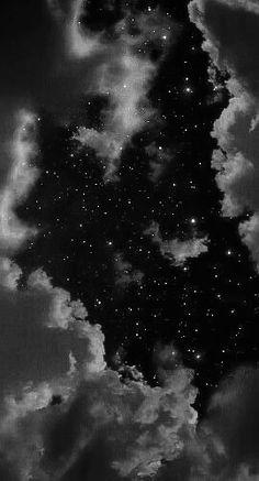 Clouds Wallpaper Iphone, Iphone Wallpaper Themes, Dark Phone Wallpapers, Wallpaper Earth, Cute Galaxy Wallpaper, Night Sky Wallpaper, Cloud Wallpaper, Iphone Wallpaper Tumblr Aesthetic, Black Aesthetic Wallpaper