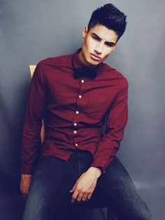 The Wanted's Siva Kaneswaran has signed to Next Models. Are you even surprised? I mean, c'mon, look at him.