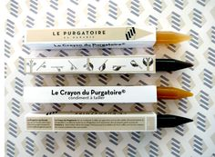 Le Purgatoire-54 Paradis, edible crayons