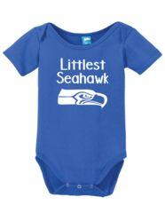 Littlest Seahawk Onesie