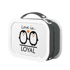 ペンギン愛お弁当箱