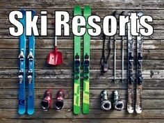 Be inspired with these 8 ski resorts from around the World. Whether you want to snowboard or ski discover some new resorts to add to your wish list. Botas Ski, Stations De Ski, Skier, Ski Equipment, Fitness Equipment, Ski Holidays, Ranger, Winter Activities, Winter Games