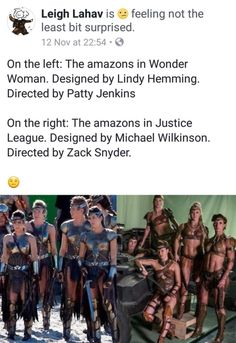 This is why I didn't like justice league.  It took everything we had with Wonder Woman and turned it around. She herself barely spoke. There were a noticeable number of pervy shots of her. I honestly don't think i could be more disappointed with justice league rn