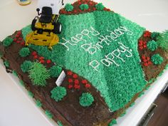 Coolest Birthday Cake - LawnSite.com™ - Lawn Care & Landscaping Business Forum