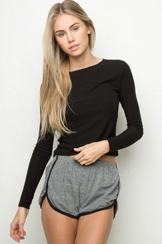 Brandy ♥ Melville | Lisette Shorts - Bottoms - Clothing