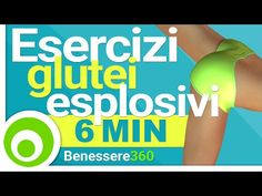 Esercizi per Glutei Esplosivi, Allenamento per Principianti per Avere Glutei Perfetti - YouTube