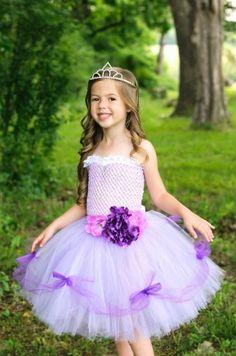 vestido tule princesa sofia