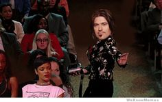 What you didn't see at the VMAs - CLICK TO SEE ANIMATED GIFs