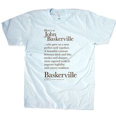 Men's Baskerville T-shirt  by Andy Taray