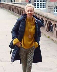 50 Ideas womens fashion winter over 50 over 50 Instagram Outfits, Over 50 Womens Fashion, Fashion Over 40, 50 Fashion, Fall Fashion Trends, Winter Fashion, Mode Outfits, Fashion Outfits, Fashion Boots