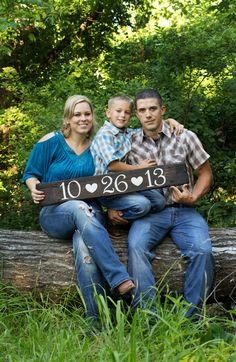 Family save the date