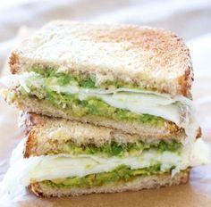 15 No-Bread Sandwiches | Sandwiches, Caprese Salad and Salad Sandwich