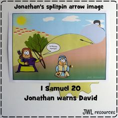 Jonathan's+splitpin+arrow+image-+#JesusWithoutlanguage