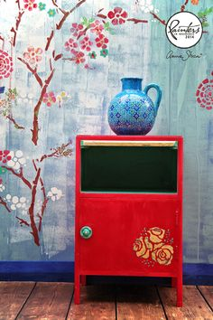 Annie Sloan | Inspiration | Janice Issitt East Asian Room