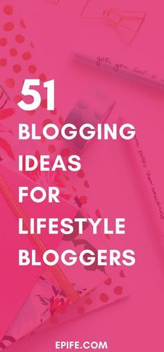 Do you need more blog post ideas to grow your blog? Bloggers often brainstorm ideas to produce content that is unique to their readers. If you are a lifestyle blogger this could be of great help to you and your online business. Click to get 51 ideas on blogging or Pin it!