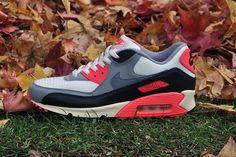 Vuelven las Nike Air Max 90 Infrared