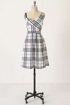 Moulinette Soeurs Know The Ropes Dress #anthropologie