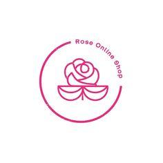 Rose Online, Logo Design, Graphic Design, Photo Logo, Tehran, Cartoon Wallpaper, Brand Identity, Company Logo, Logos
