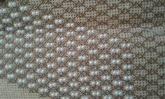 Stitch Design, Embroidery Stitches, Needlepoint, Mattress, Diy And Crafts, Applique, Cross Stitch, Crochet, Home Decor