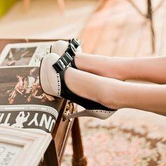 Cute Bow Design High heel Fashion Shoes http://sale.axiomrpi.com
