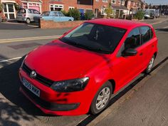 a7ea527b84 eBay  2010 VOLKSWAGEN POLO 1.2 S 5DR RED - SPARES OR REPAIR Volkswagen Polo
