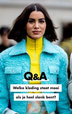 Veel vrouwen willen afvallen: slank zijn wordt vaak geïdealiseerd. Niet wetende dat er ook vrouwen zijn die het juist lastig vinden zich vrouwelijk en sexy te kleden met hun ranke postuur.  Lente | Zomer | Fashion | Mode | Streetstyle Trends | Trends | Fashion Week | 2020 | Look | Outfit | Q&A | Kleding | Mooi Staan | Slank | Figuur | Dragen | Combineren | Stylen | Stijlen | Tips | Shoppen | Online Shoppen | Inspiratie | Meer Op Fashionchick