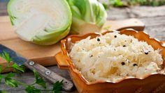 Aus Weißkraut wird Sauerkraut #whitecabbage #sauerkraut #recipe #storage #food #healthy
