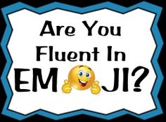 Do your teens speak emoji? I created this youth group meeting this past Sunday for my Middle School Group Activities For Teens, Youth Group Lessons, Youth Activities, Games For Teens, Therapy Activities, Sunday School Games, Sunday School Lessons, School Fun, Middle School