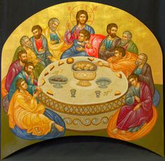 The Last Supper by Tatiana Grant