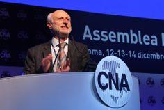 Daniele Vaccarino (neo presidente della CNA Nazionale)